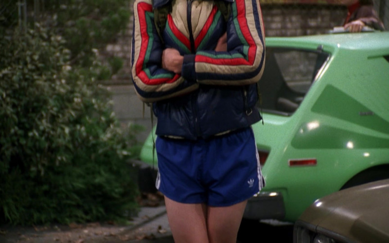 Adidas Blue Shorts of Ashton Kutcher as Michael Kelso in That '70s Show (1)