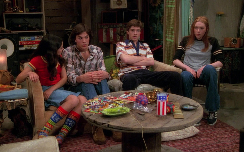 Adidas Shoes Worn by Laura Prepon as Donna Pinciotti in That '70s Show (2)
