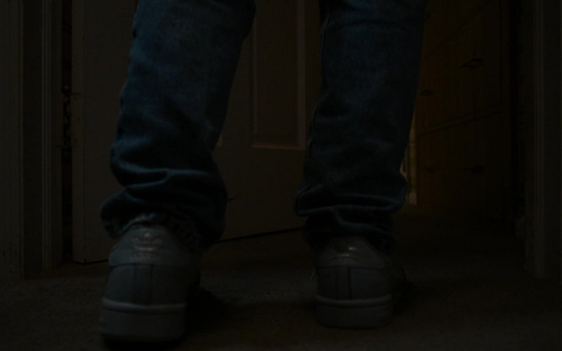Adidas Shoes of Austin Abrams as Henry Page in Chemical Hearts
