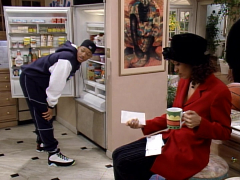 Air Jordan Sneakers Worn by Will Smith in The Fresh Prince of Bel-Air S04E14