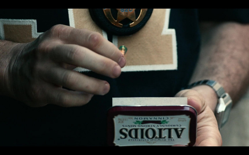 Altoids Cinnamon Classic Breath Mints