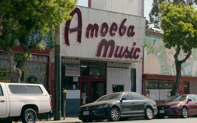 Amoeba Music Record Store (San Francisco) Filming Location in Stage Mother Movie