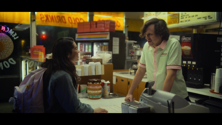Annie's Donut Shop in All Together Now Movie by Netflix (3)