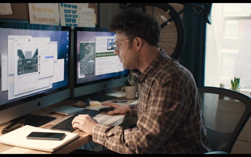 Apple iMac Computers of Seth Rogen (2)