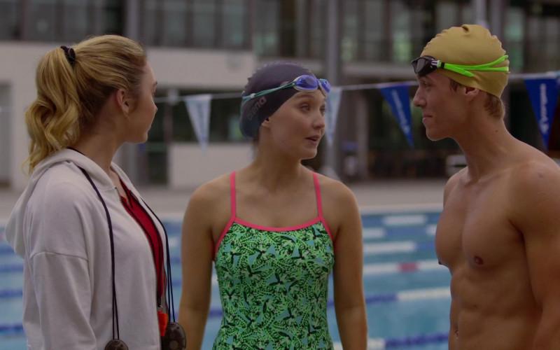 Arena Swim Cap of Lauren Esposito in Swimming for Gold