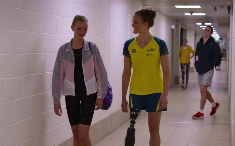 Arena x Hancock Prospecting x Swimming Australia Women's Yellow T-Shirt (1)