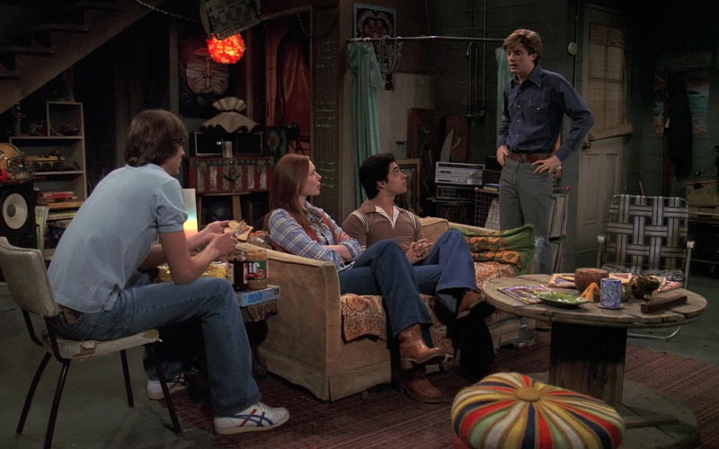 Asics Onitsuka Tiger Sneakers Worn by Ashton Kutcher as Michael in That '70s Show S06E19