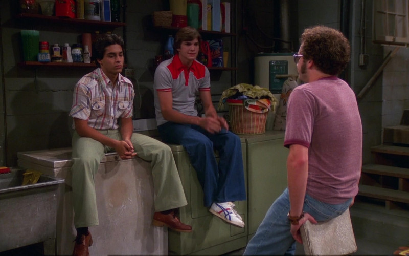 Asics Onitsuka Tiger Sneakers of Ashton Kutcher as Michael Kelso in That '70s Show S04E06