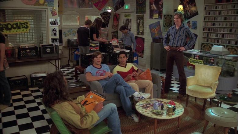 Asics Onitsuka Tiger Sneakers of Ashton Kutcher in That '70s Show S08E03