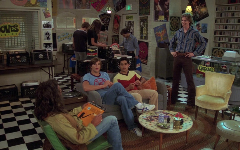 Asics Onitsuka Tiger Sneakers of Ashton Kutcher in That '70s Show S08E03
