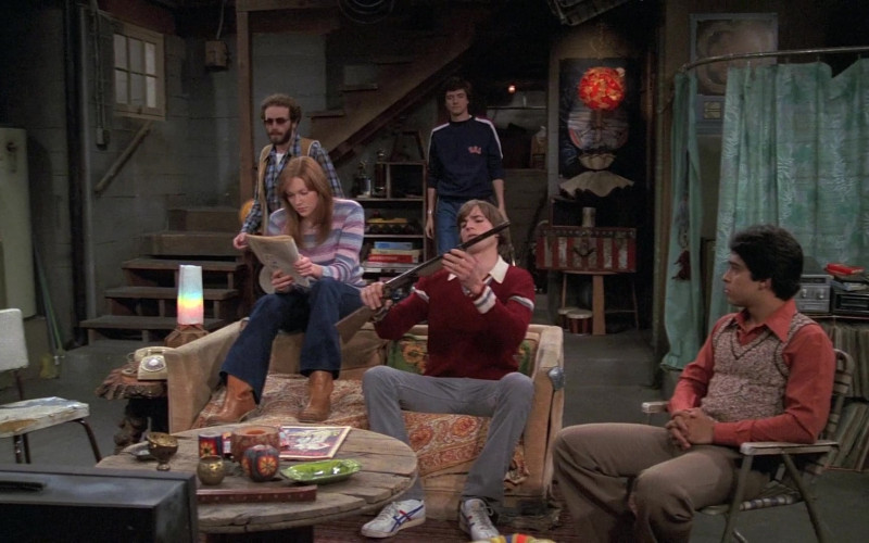 Asics Sneakers of Ashton Kutcher as Michael in That '70s Show S05E09