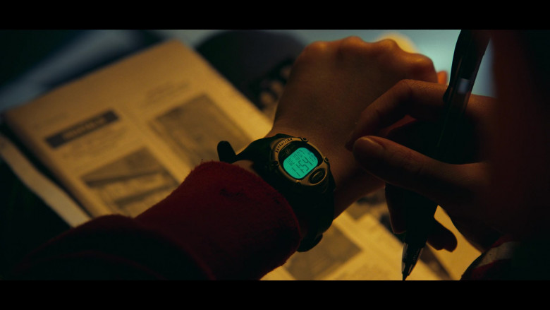Auliʻi Cravalho as Amber Wears Timex Expedition Unisex Watch in All Together Now Movie by Netflix (1)