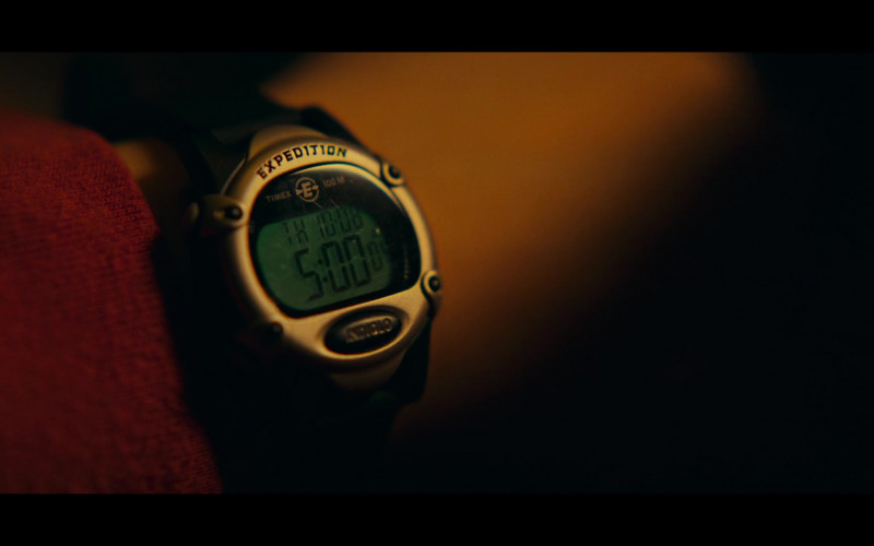 Auliʻi Cravalho as Amber Wears Timex Expedition Unisex Watch in All Together Now Movie by Netflix (2)
