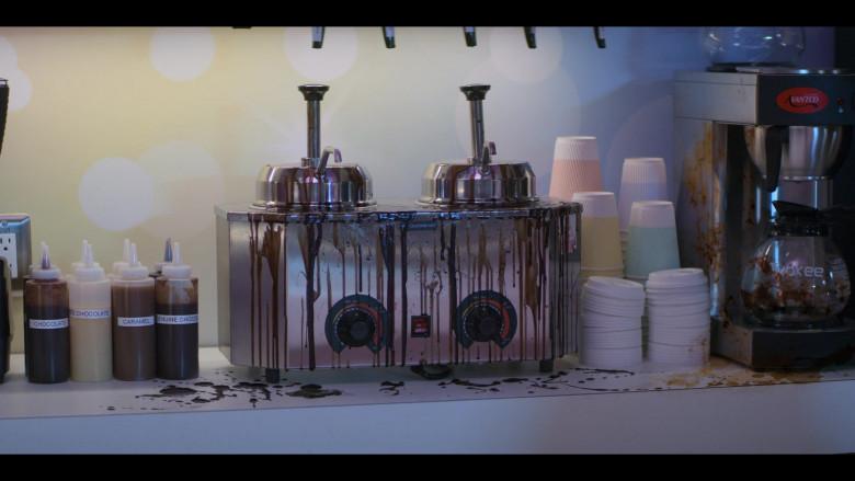 Avantco Coffee Maker in Teenage Bounty Hunters S01E02