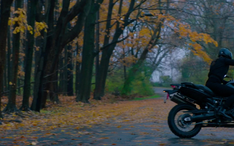 BMW Motorcycle in Ava (2020)