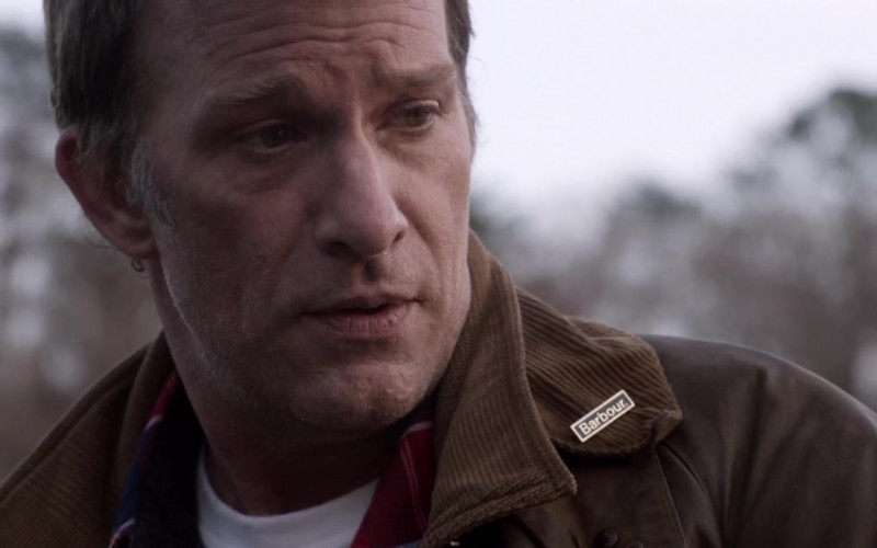 Barbour Jacket Outfit of Thomas Jane in Hour of Lead Movie (3)