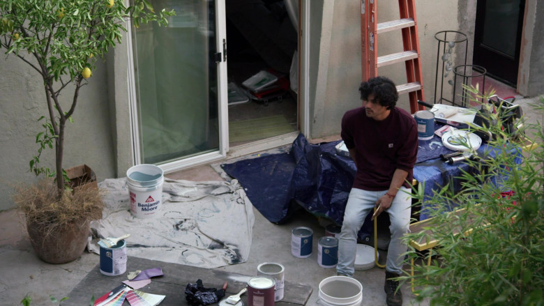 Benjamin Moore Paints in Love in the Time of Corona S01E04