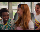 Adidas T-Shirt Worn by Breanna Yde as Gina in Malibu Rescue:...
