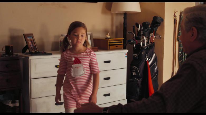 Callaway Golf Set in The War with Grandpa Movie (2)
