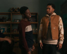 Carhartt Vest of Jacob Latimore as Emmet in The Chi S03E08 ...