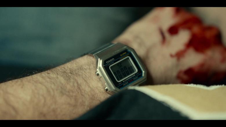 Casio Illuminator Watch of Joseph Gordon-Levitt in Project Power (3)
