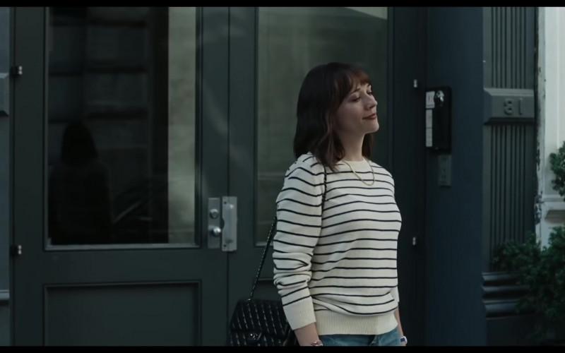Chanel Handbag of Rashida Jones as Laura in On the Rocks (2020)