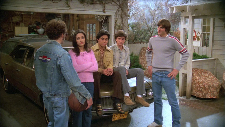 Chevrolet Patch Denim Jacket of Danny Masterson as Steven in That '70s Show S05E14 (2)