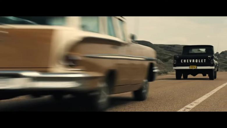 Chevrolet Pickup Truck in Let Him Go (2020) Movie