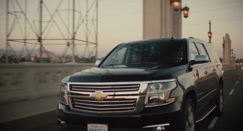 Chevrolet Suburban Car in The Tax Collector (4)