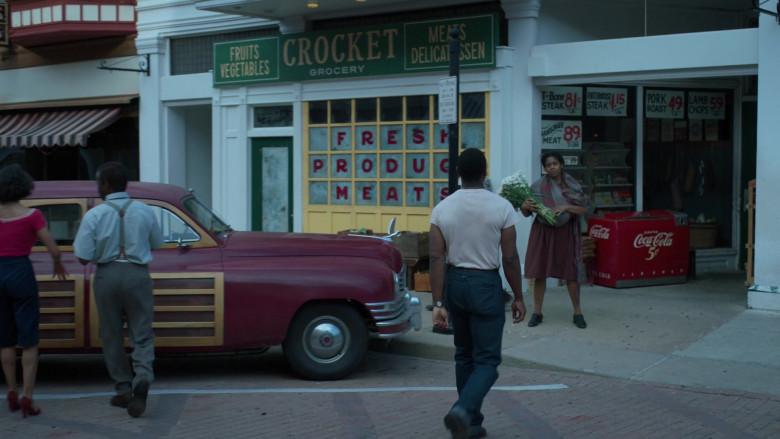 Coca-Cola Refrigerator in Lovecraft Country S01E01 (1)