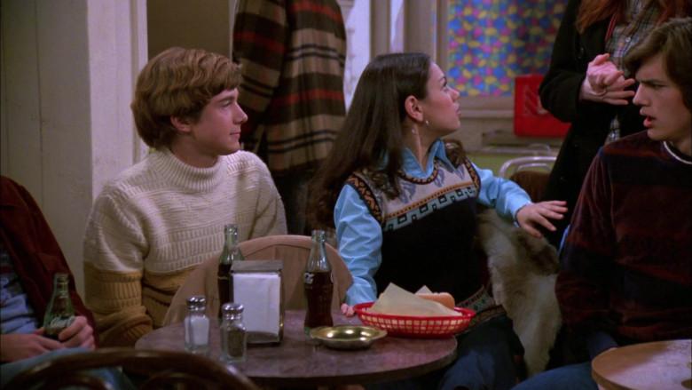 Coca-Cola Soda Drinks in That '70s Show S01E17