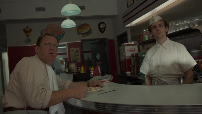 Coca-Cola Soda Fountain System in Lovecraft Country S01E01