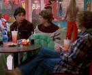 Coca-Cola Soda of Wilmer Valderrama as Fez in That '70s Show...