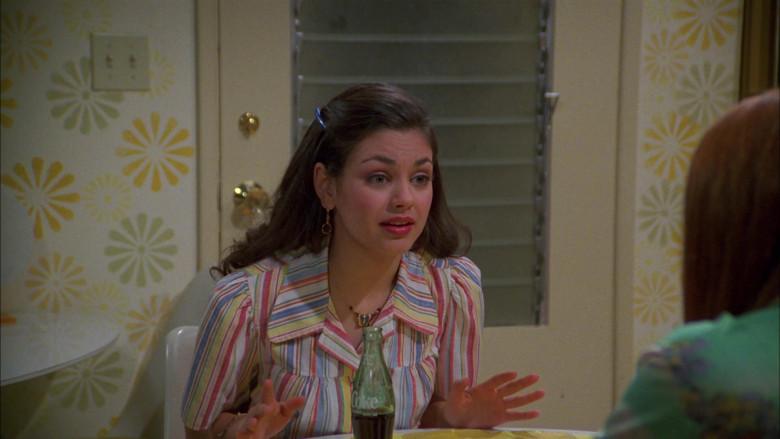 Coke Drink of Mila Kunis as Jackie Burkhart in That '70s Show S01E20 (1)
