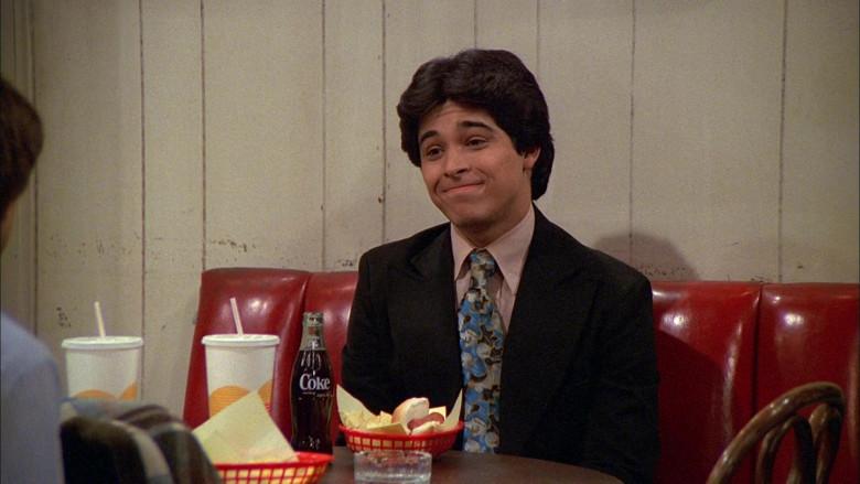 Coke Coca-Cola Soda Bottle of Wilmer Valderrama as Fez in That '70s Show S02E23