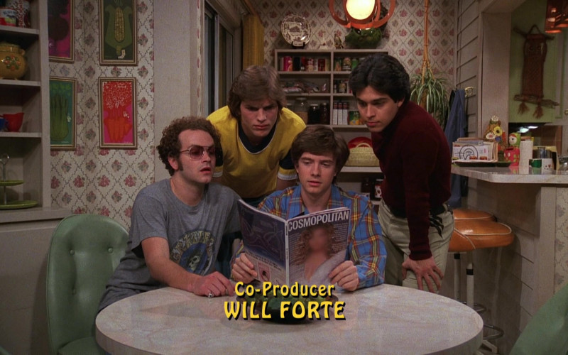 Cosmopolitan Magazine in That '70s Show S04E26 (1)