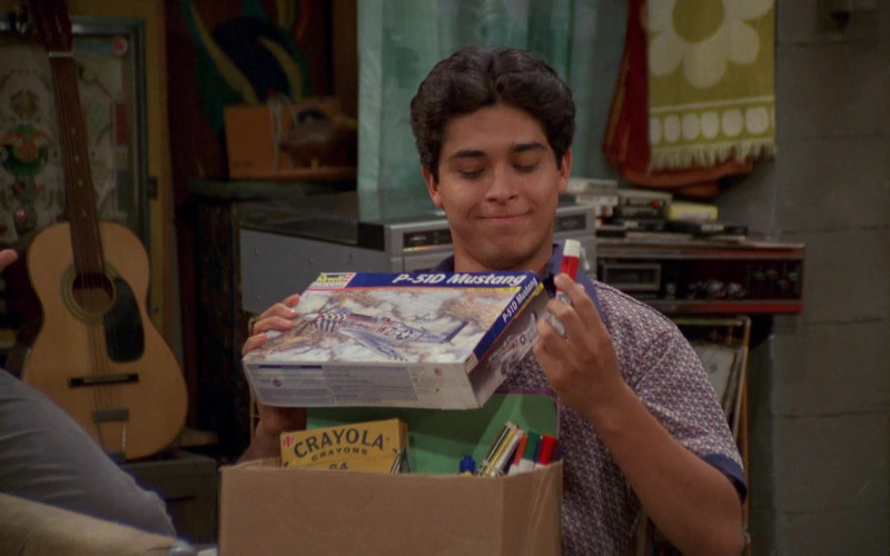 Crayola Crayons in That '70s Show S03E02