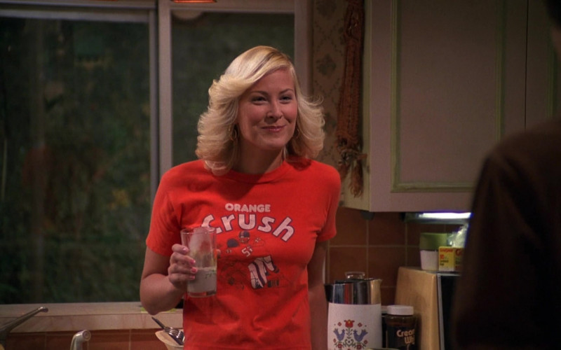 Crush Orange Soda T-Shirt in That '70s Show S04E14