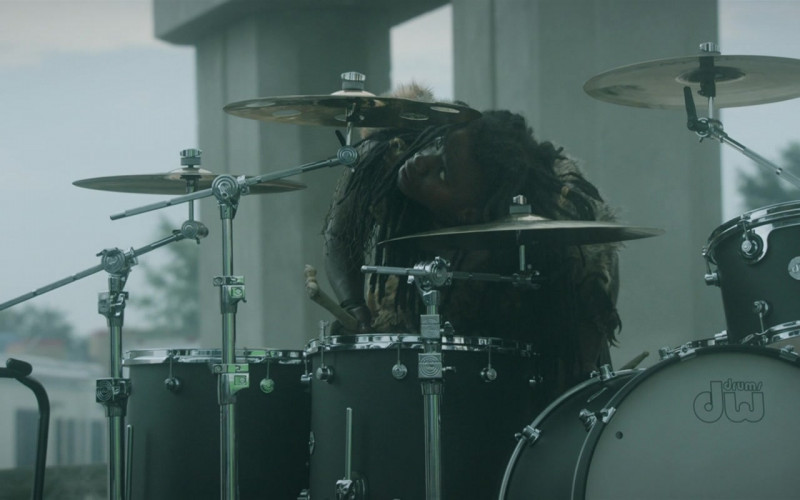 DW Drums in Bill & Ted Face the Music (1)