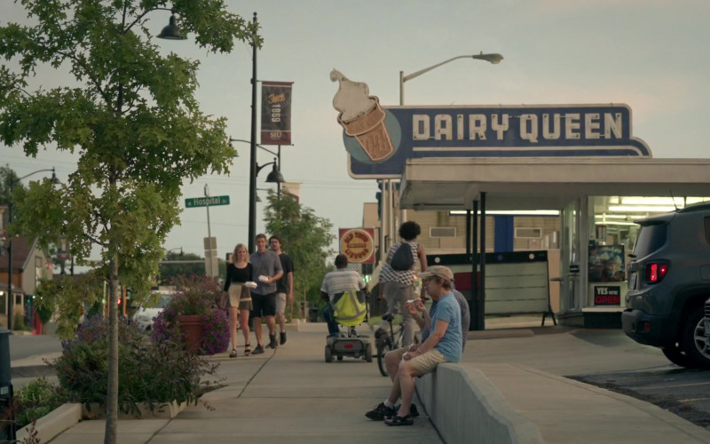 Dairy Queen in I Used to Go Here (2020)