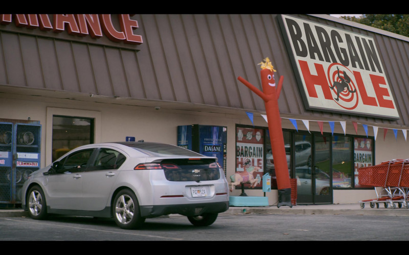 Dasani Vending Machine in Teenage Bounty Hunters S01E03