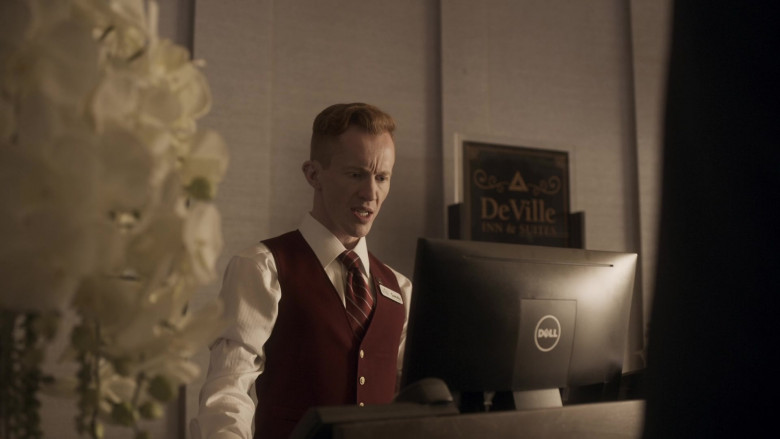 Dell Computer Monitor in Corporate S03E05 (2)