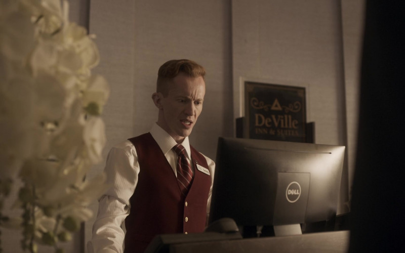 Dell Computer Monitor in Corporate S03E05 (2)
