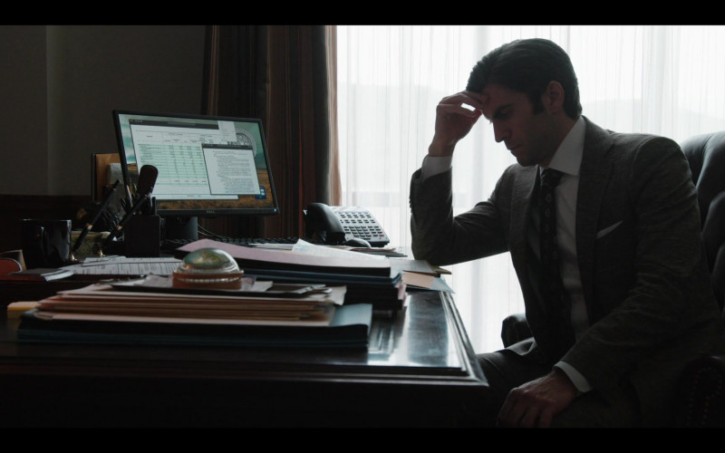 Dell Monitor Used by Wes Bentley (1)