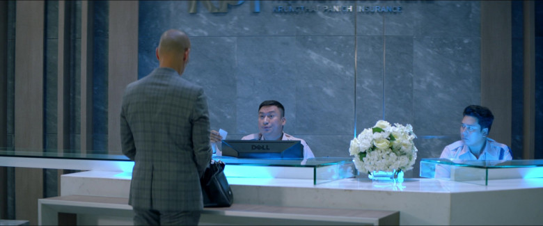 Dell Monitor in One Night in Bangkok Movie (2)