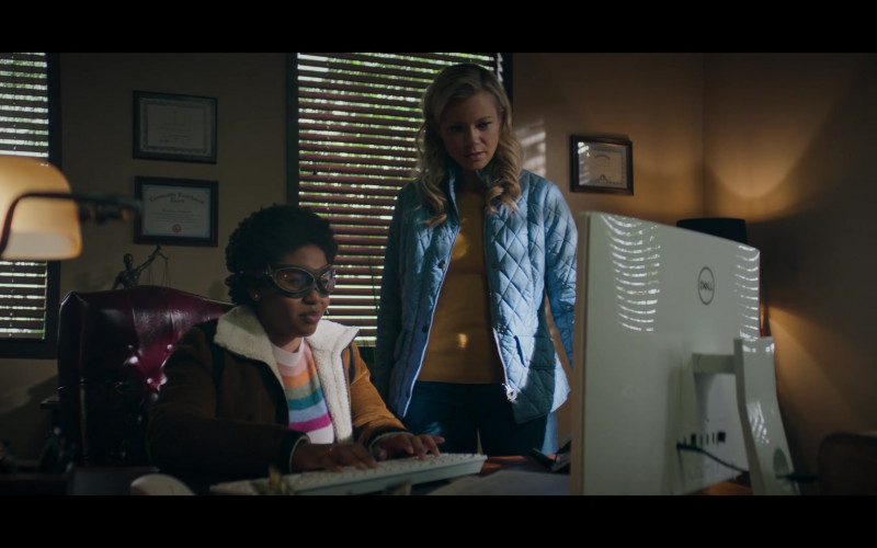 Dell White AIO PC Used by Anjelika Washington & Amy Smart (1)