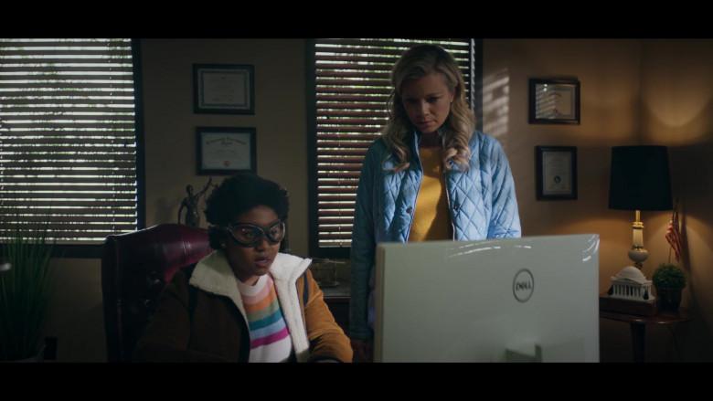 Dell White AIO PC Used by Anjelika Washington & Amy Smart (2)