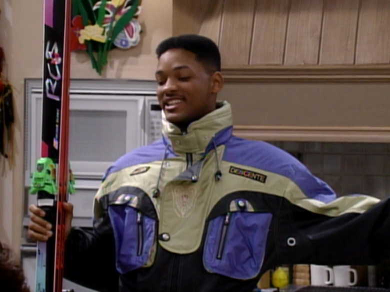 Descente Ski Apparel Worn by Will Smith in The Fresh Prince of Bel-Air S04E17 (1)