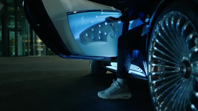 Drake Wears Nike White Sneakers in Laugh Now Cry Later Music Video (1)