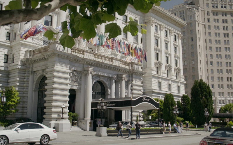 Fairmont Luxury Hotel in San Francisco – Stage Mother (2020) Filming Location